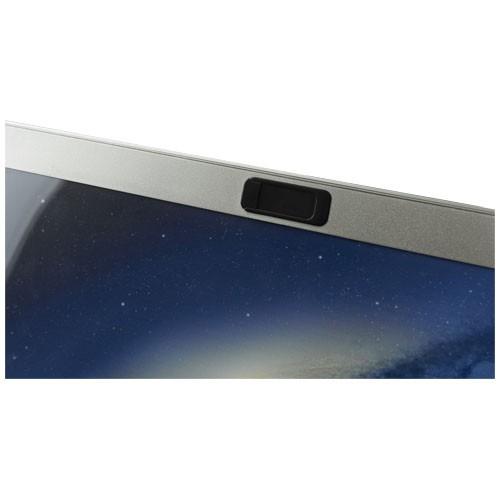 Push privacy camera blocker in white-solid
