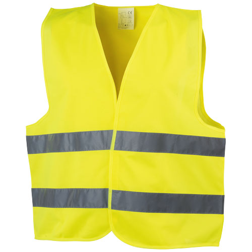 See-me XL safety vest for professional use in yellow