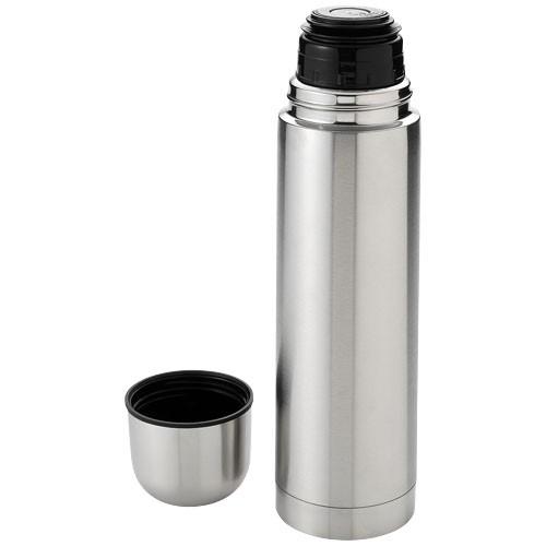 Sullivan 750 ml vacuum insulated flask in silver