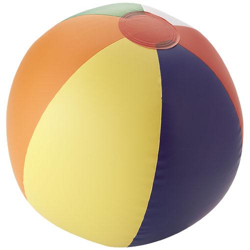 Rainbow solid beach ball in rainbow