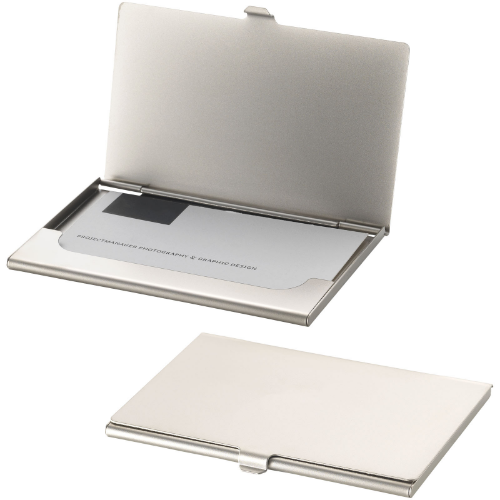 Singapore business card holder in