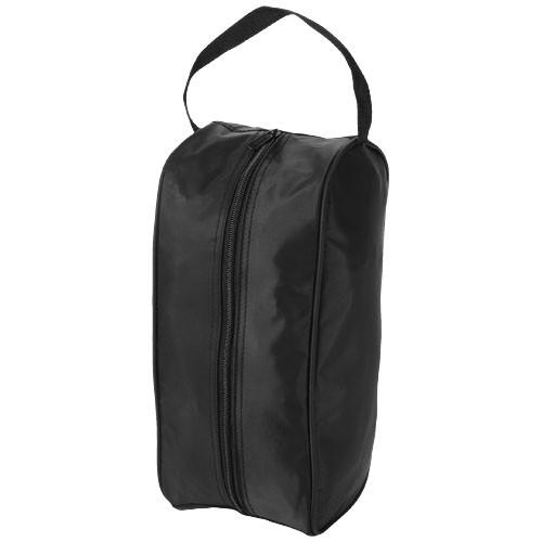 Portela shoe bag in black-solid