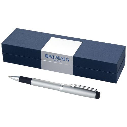 Ballpoint pen in chrome