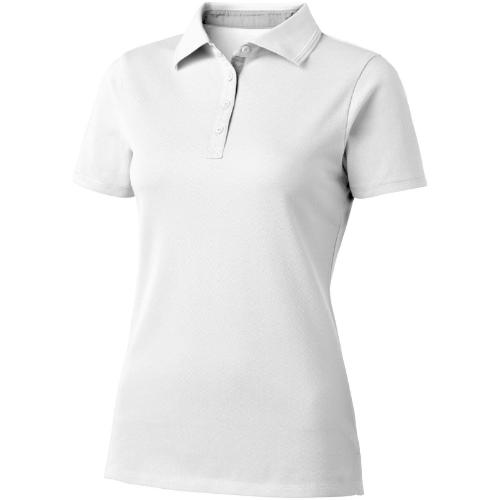 Hacker short sleeve ladies polo in