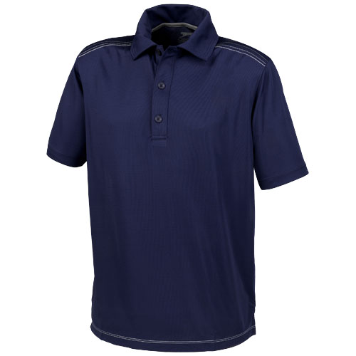 Receiver short sleeve Polo in navy