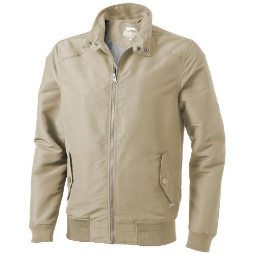 Hawk jacket. in khaki