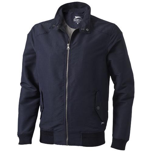 Hawk jacket. in navy