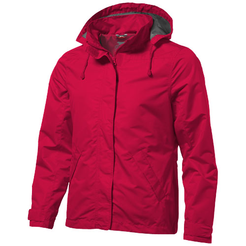Top Spin jacket in red