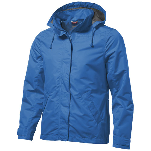 Top Spin jacket in sky-blue