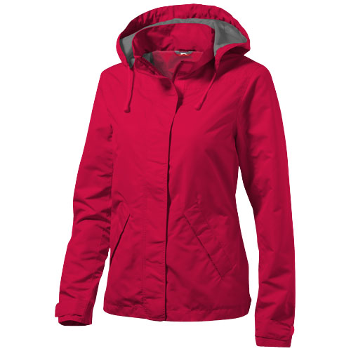 Top Spin ladies jacket in red