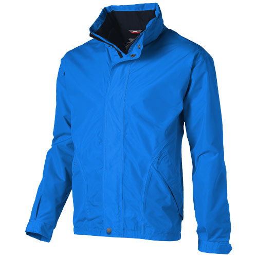 Slice jacket in sky-blue