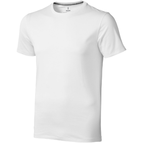 Nanaimo short sleeve men's t-shirt in yellow