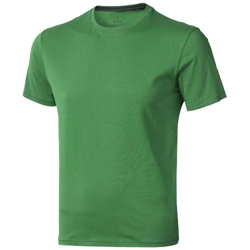 Nanaimo short sleeve men's t-shirt in fern-green