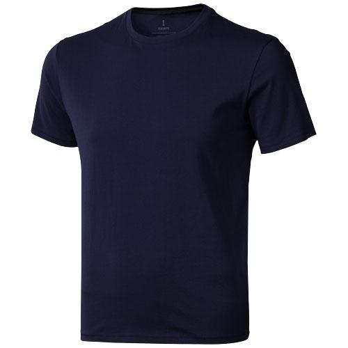 Nanaimo short sleeve men's t-shirt in navy
