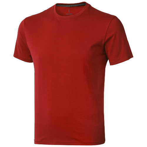 Nanaimo short sleeve men's t-shirt in red