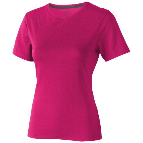 Nanaimo short sleeve women's T-shirt in pink