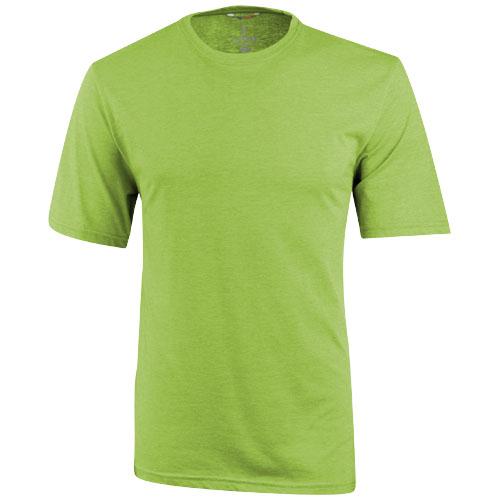 Sarek short sleeve T-shirt in heather-apple
