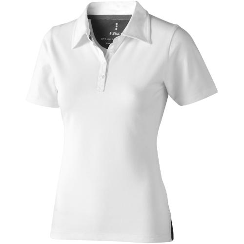 Markham short sleeve women's stretch polo in