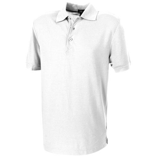 Crandall short sleeve men's polo in