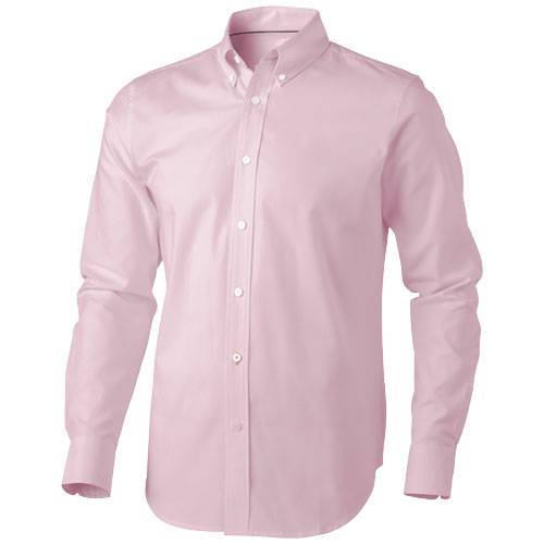 Vaillant long sleeve Shirt in pink