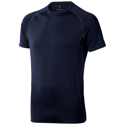 Kingston short sleeve men's cool fit t-shirt in navy