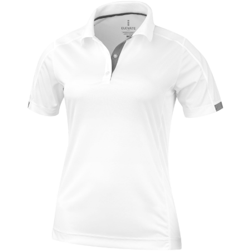 Kiso short sleeve women's cool fit polo in