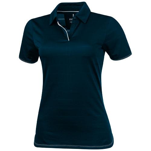 Prescott short sleeve ladies Polo in navy