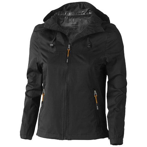 Labrador Ladies jacket in black-solid