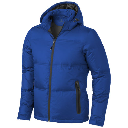 Caledon down Jacket in blue
