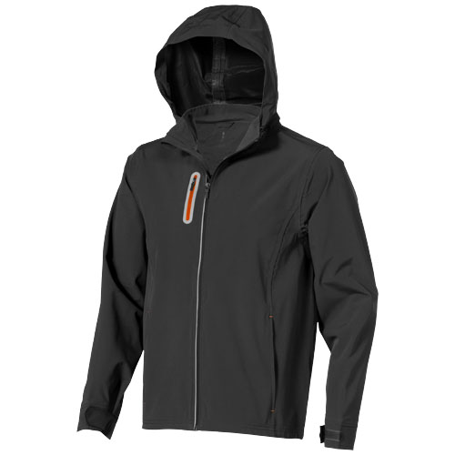 Howson softshell Jacket in anthracite