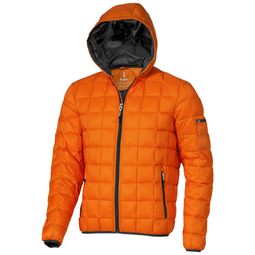 Kanata light down Jacket in orange