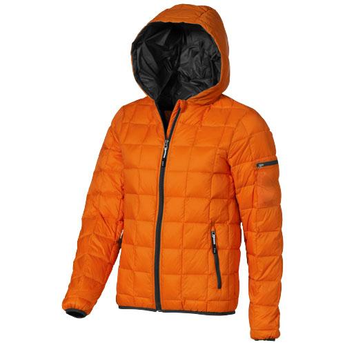 Kanata light down ladies Jacket in orange