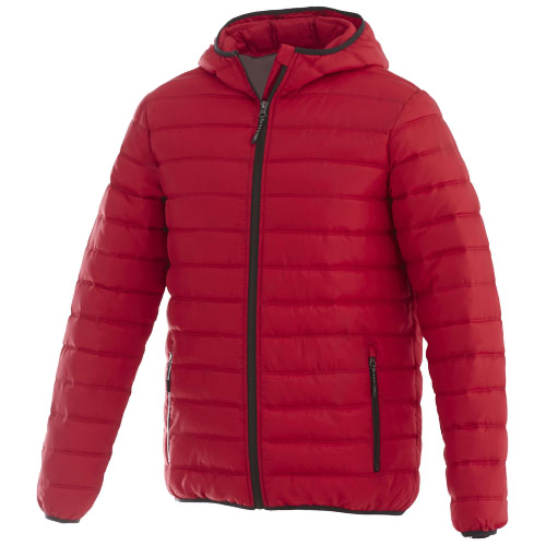 Norquay insulated jacket in steel-grey