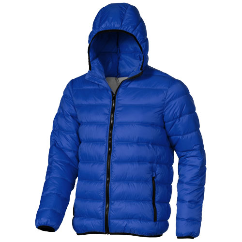 Norquay insulated jacket in blue