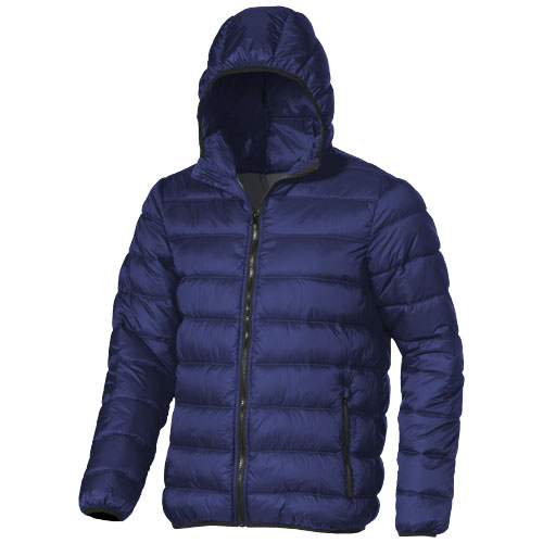 Norquay insulated jacket in navy