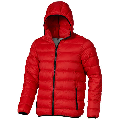 Norquay insulated jacket in red
