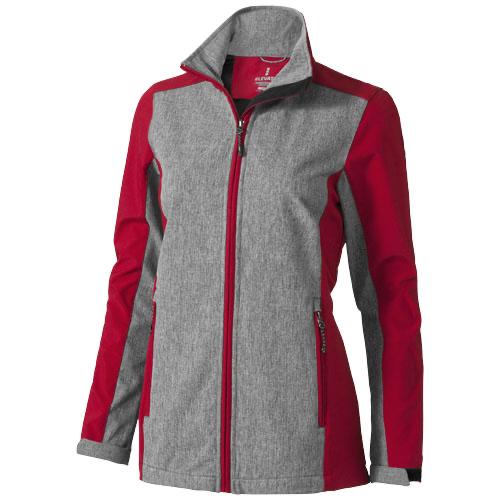 Vesper ladies softshell jacket in