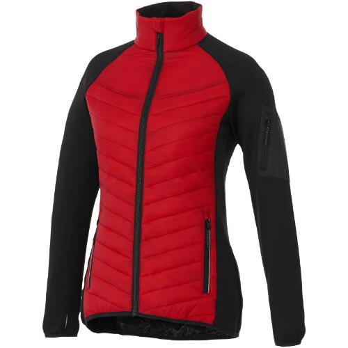 Banff hybrid insulated ladies jacket in