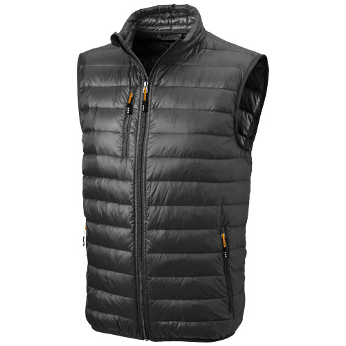 Fairview light down Bodywarmer in anthracite