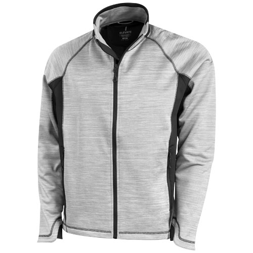 Richmond knit Jacket in grey-melange