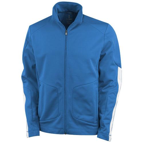 Maple knit Jacket in blue