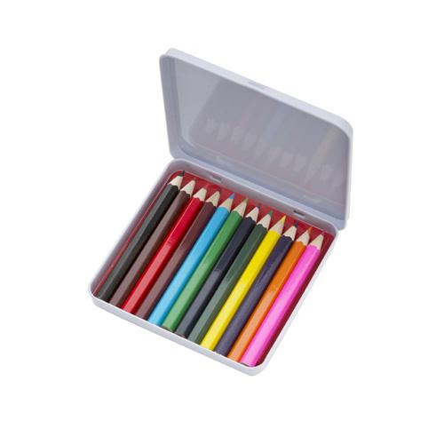 Coloured Pencil Set - White in