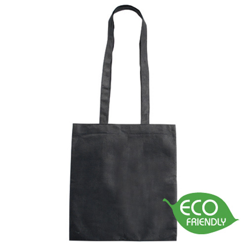 Metro Non-Woven Bag in black