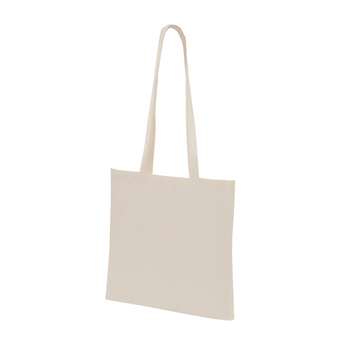 Empire Cotton Bag - Natural in natural-natural