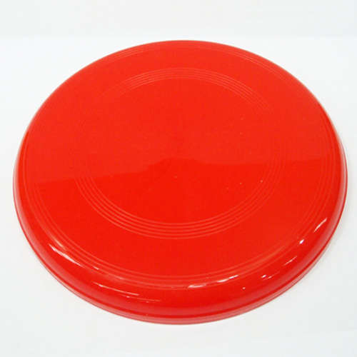 Large Flying Disc in red