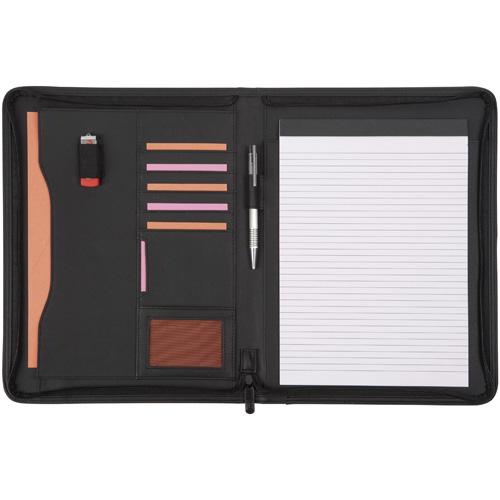 Pembury Zipped Conf Folder Oversized A4