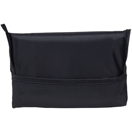 Yelsted Fold Up Shopper Bag in black