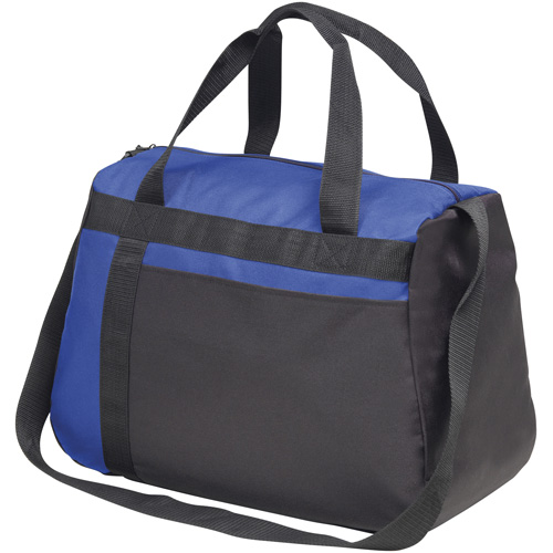 Westwell Kitbag in royal-and-black