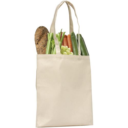 Sandgate 7oz Cotton Canvas Tote Bag in natural