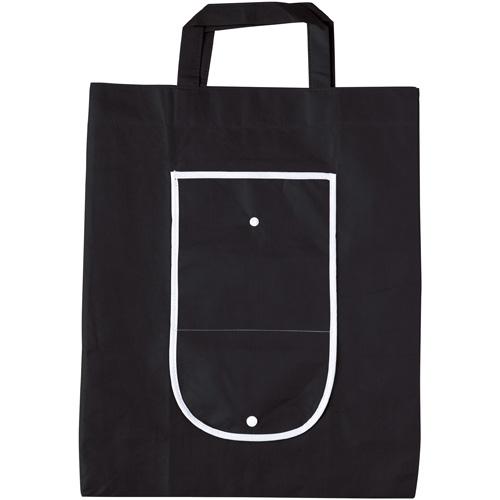 Rainham Fold Up Bag in black